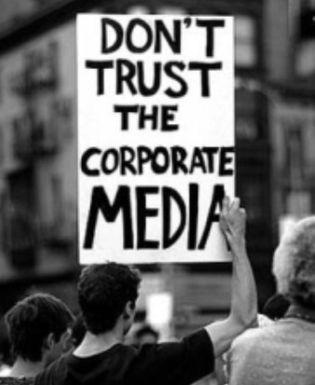 corporate media propaganda